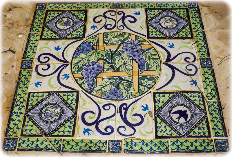Mary-Lou Pittard Tiles
