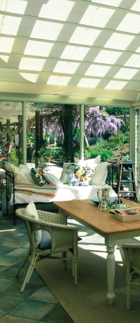 Wisteria - Conservatory