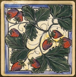 Secret Garden - Tiles by Mary-Lou P-9