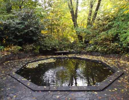 Octagonal Reflection Pond