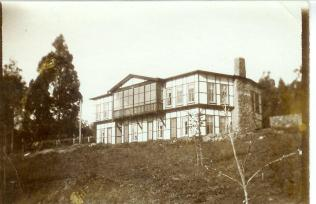 Mawarra by Edna Walling: As built in the 1930's