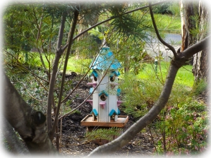 Bird Feeder (Multi Storey)