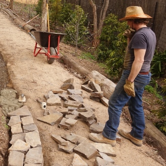 Stone Wall - Building