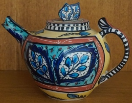 Mary-lou Pittard Teapot