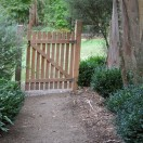 Gate to the Chooks